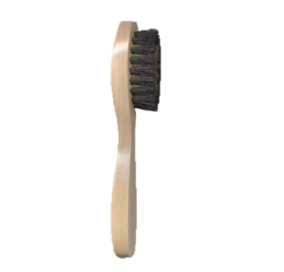 Cepillos para limpiar zapatos de gamuza