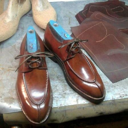 Zapatos hombre a medida valencia - Zapateros a medida ...